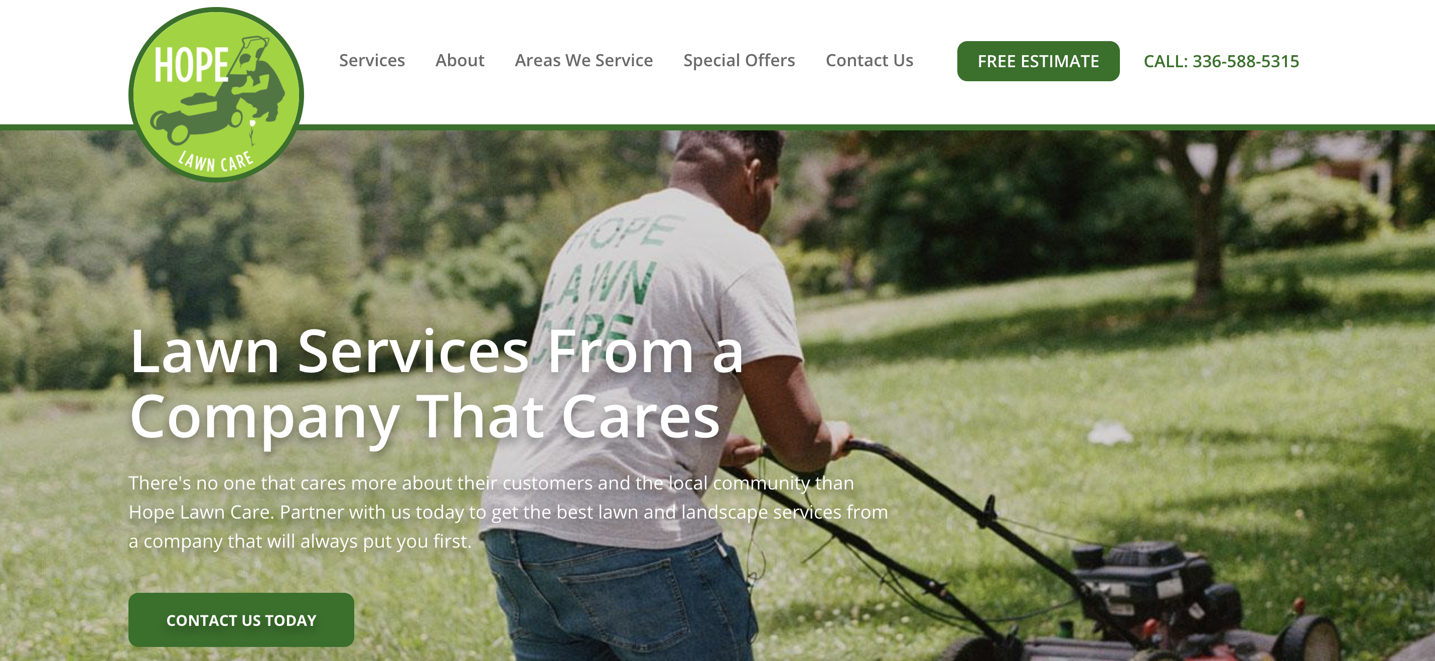 Hope-Lawn-Care-homepage