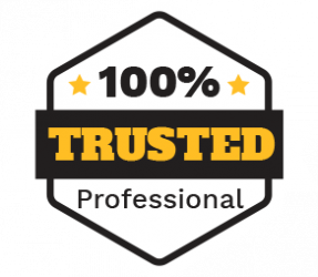 100% Trusted Professional